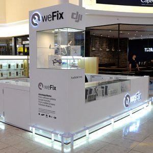 WeFix Cape Gate