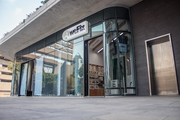 Retail space design | weFix