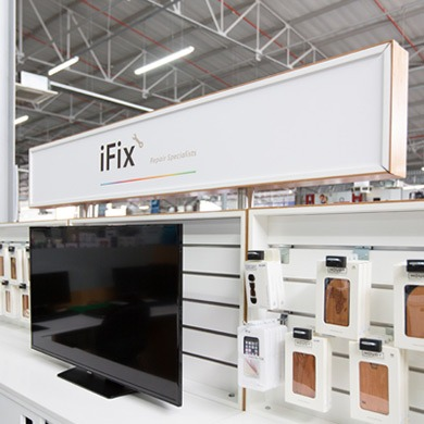 pop up retail | Ifix