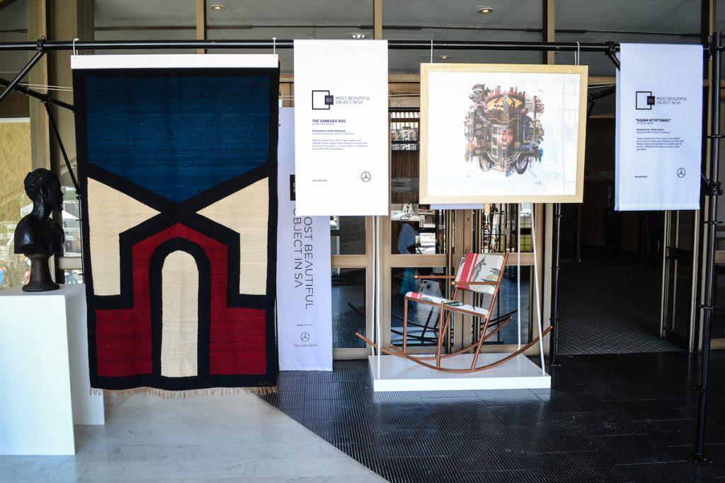 Exhibition Stand | Design Indaba