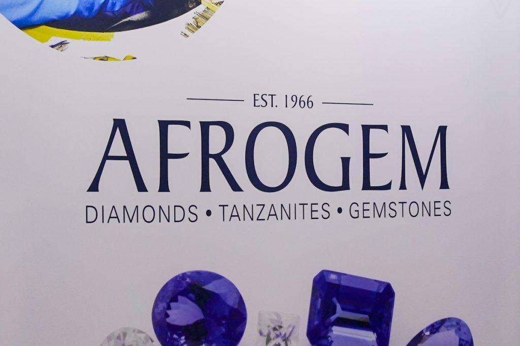 Exhibition Stand | Afrogem