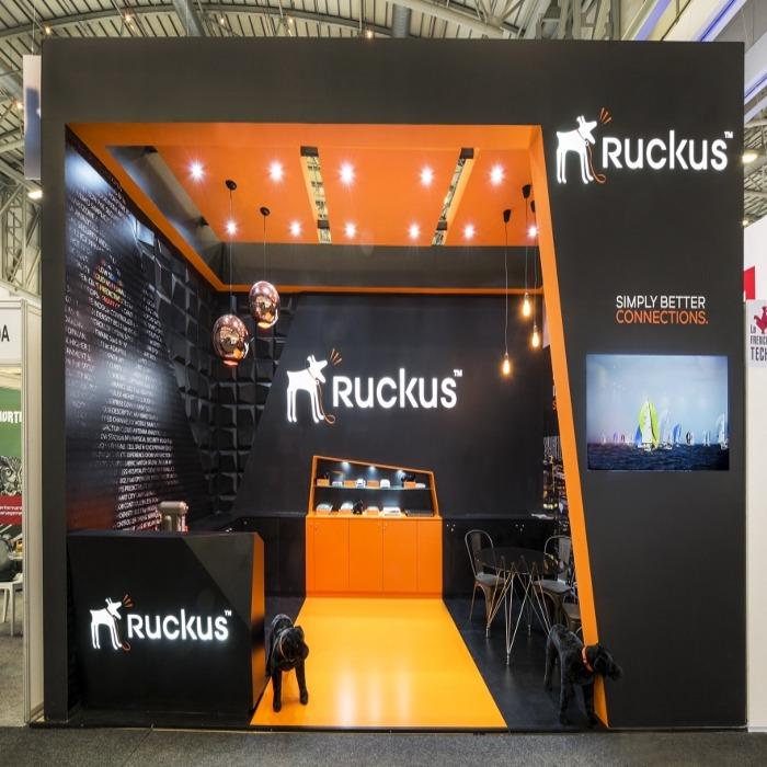 Exhibition Stand | Ruckus