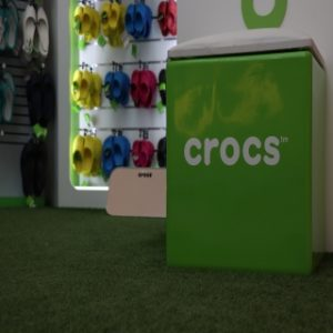 Crocs Kiosk