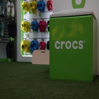 Pop up retail | Crocs