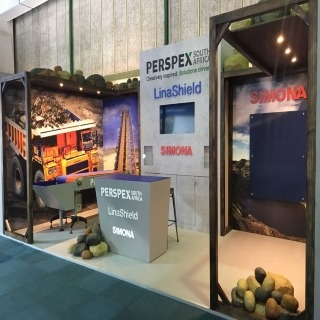 Tradeshow Stand | Perspex