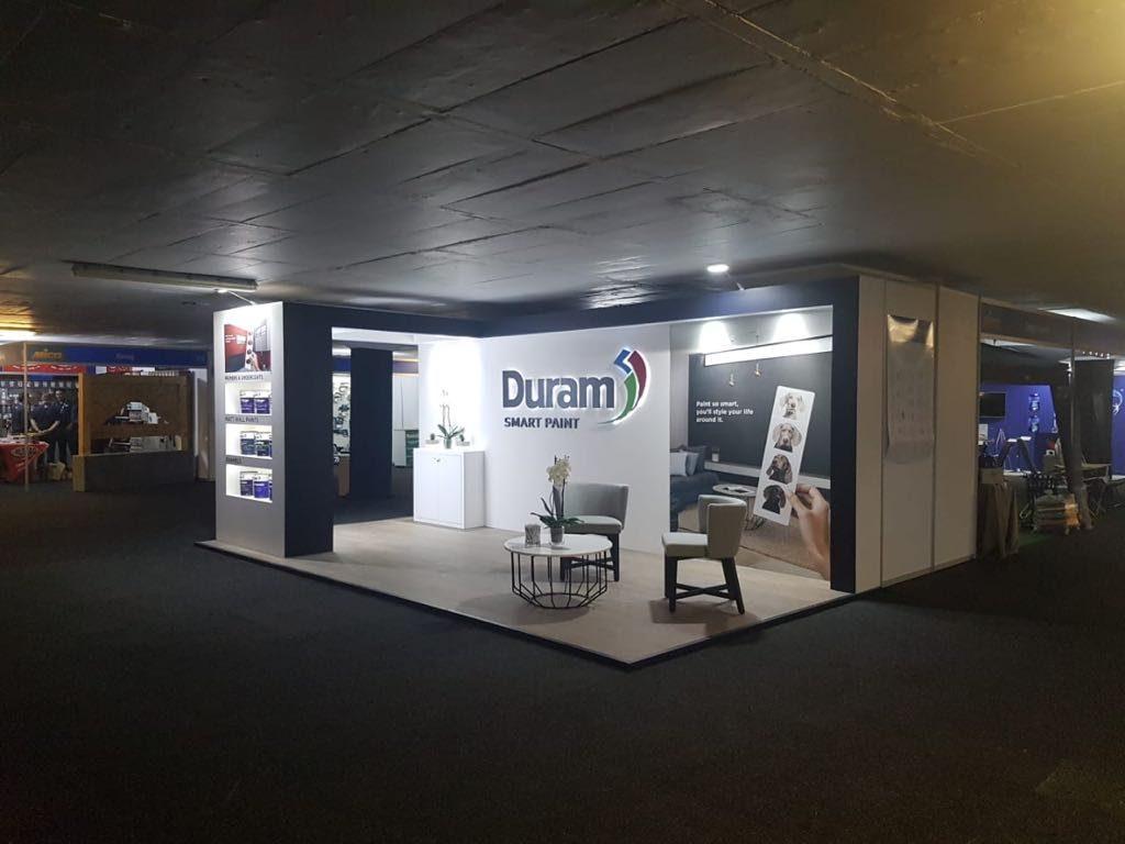 Tradeshow Stand | Duram