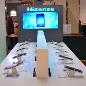 Hisense Visual Merchandise Display