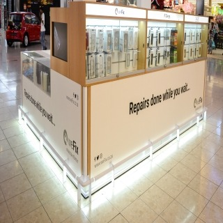 mall kiosk design cape town