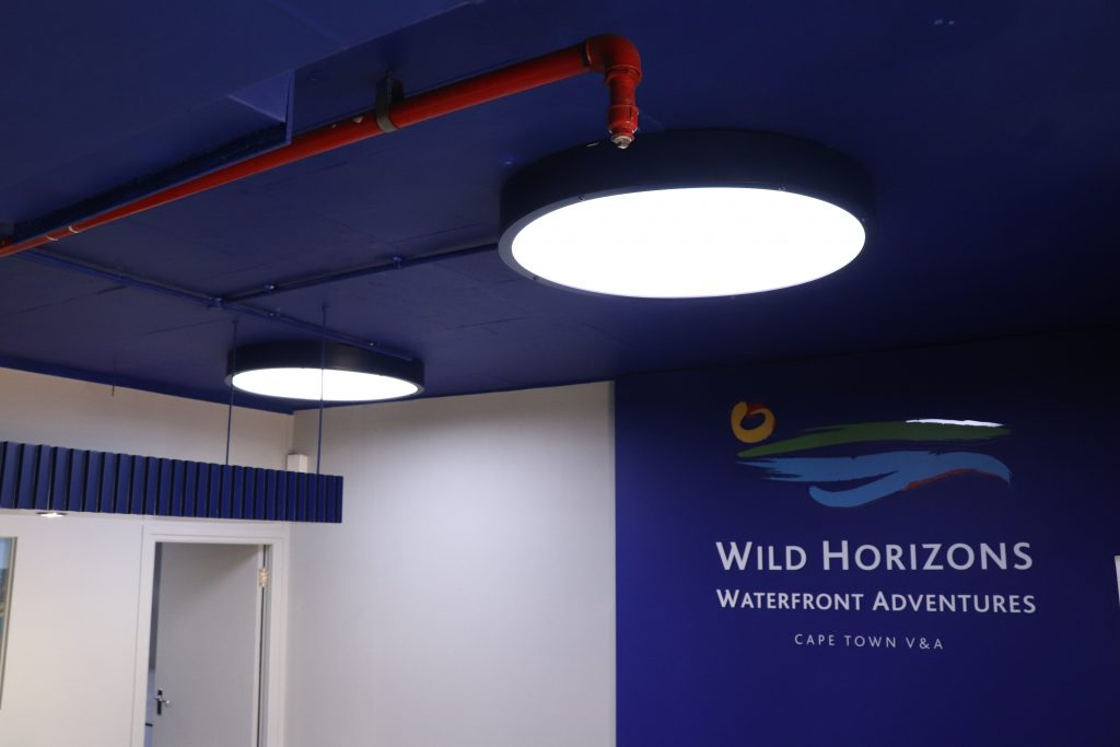 wild horizons commercial space